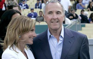 CEO and Owner of the Dodgers, McCourt